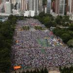 陳競新專欄:「我城」與「公民抗命」─今年七一遊行的關鍵詞