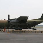 國軍C-130運輸機 下午運送罹難者遺體返台