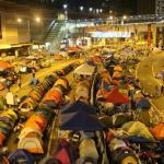 笑蜀專欄:香港公民抗命的實質是反「大陸化」