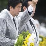 廣島原爆69周年 倖存者反對解禁集體自衛權