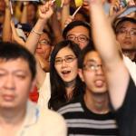 吳春城觀點:共震效應,瓦解國民黨