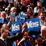 過半人民支持獨立 蘇格蘭期待二度公投