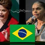 主帥喪生副手上陣 巴西總統大選雙雌對決