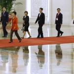 政院籲速過服貿協議與兩岸監督條例
