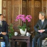 北京王張會 確立維持兩岸制度化溝通