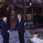 中韓FTA衝擊 張志軍:台灣不要起大早卻趕晚集