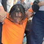國道自救會抗議遭驅離 逾百警多未佩帶編號