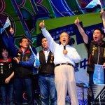 胡志強批林佳龍:花別人的錢來選舉