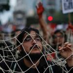 墨西哥學生慘案 引爆全國示威潮