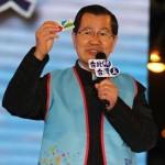 為連站台 蕭萬長:他經濟政見最具國際觀