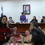 內閣總辭請假 立法院多數委員會停開