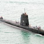 海軍古董潛艦改裝鋰電池 增潛航時間