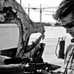 熱血濺黃沙 一位戰地記者的悲歌