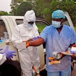 賴比瑞亞無名英雄 為伊波拉醫療團隊供餐