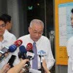 高市議員提告 吳敦義反批高市府因應失當