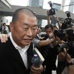 黎智英香港寓所 遭廉政公署搜查