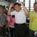 柯文哲:江南案錯了 但蔣經國對的地方要學