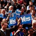 登記率創新高 1/4蘇格蘭外地居民挺獨立