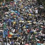 香港青年罷課 民進黨隔海聲援
