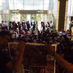 香港駐台辦事處:港警是克制的行為!