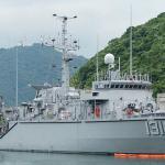 6艘獵雷艦國造 近353億12月可決標