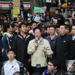 江揆肯定香港佔中 批太陽花沒有核心訴求