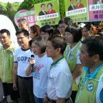 政見遭選委會要求修改 林佳龍批:回到戒嚴時期