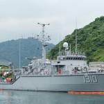 海軍6艘獵雷艦 慶富造船353億得標