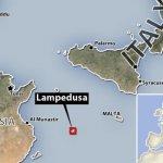 地中海翻船慘劇 300多人葬身海底