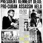 目睹甘迺迪腦漿迸裂 特勤恨不及擋子彈