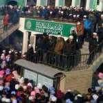 寧夏清真寺信眾踩踏 14死10傷