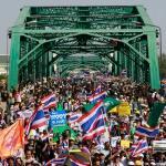 泰群眾將封鎖曼谷 衝突一觸即發
