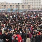 今年中國春運 流量破36億人