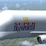 超cute白鯨飛天  超級貨機吸睛