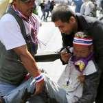 曼谷街頭爆炸 36示威者遭殃