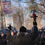 烏克蘭壓制示威  反對黨抗爭到底