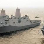 防範冬奧恐怖攻擊  美艦黑海護航