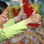謝長廷探監 阿扁:黨不團結一定輸