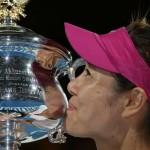 李娜完封勝 勇奪澳網冠軍
