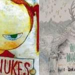 香港綠色和平反核展 揭福島動物慘況
