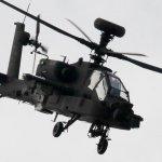 阿帕契直升機 周二起復飛