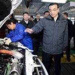 中國挺新能源汽車  補助力度增