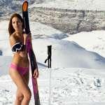 冬奧女將裸照挨批 網友脫衣聲援