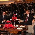 上海王張會 兩岸官方首談馬習會