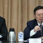 上海王張會早敲定 王郁琦未向國會報告
