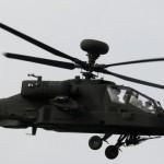 陸軍司令督導 阿帕契直升機17日復飛
