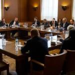 雙方歧見大  敘國和談第二輪無疾而終