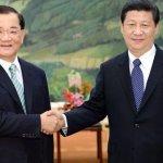 連戰訪北京 18日會見習近平