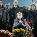 烏國前總理出獄 魅力席捲獨立廣場