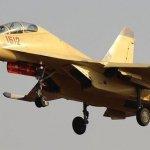 中國殲-16戰機 可能已下部隊